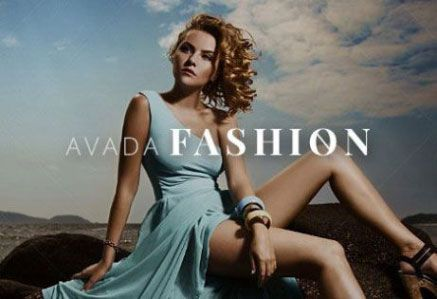 Avada Fashion Demo